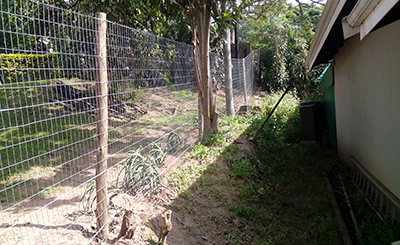 Green Dot Fencing - Wire Fencing
